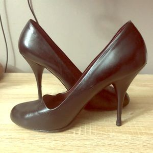 Authentic Miu Miu black pumps